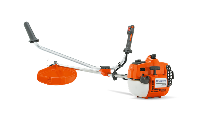 Husqvarna 223R Brush Cutter Review